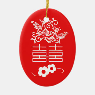 Love Birds - Double Happiness - Feng Shui Ornament