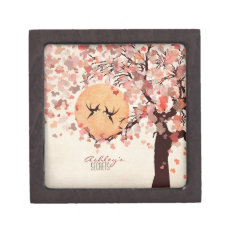 Love Birds - Fall Premium Gift Box