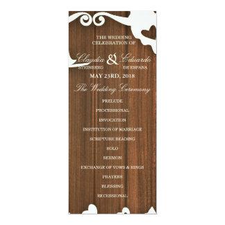 Love Birds Forever on Woodpanel Card
