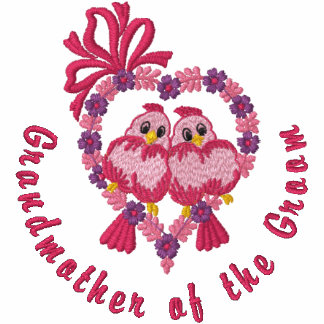 Love Birds - Grandmother of the Groom