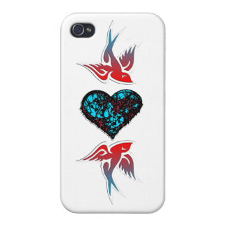 Love Birds iPhone 4/4S Covers