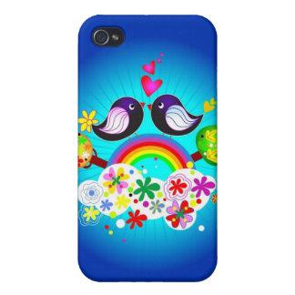 Love Birds iPhone 4 Speck Case