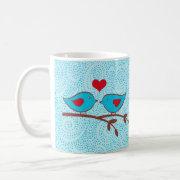 Love Birds Mug mug
