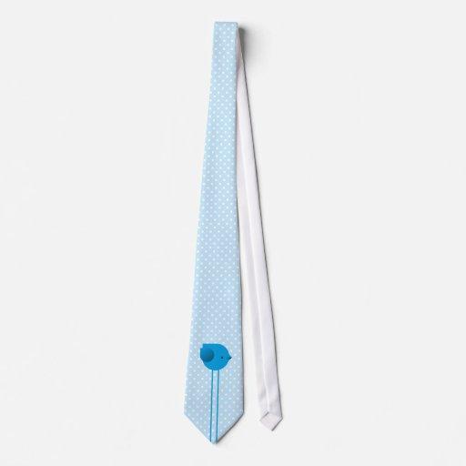 Love birds neckties