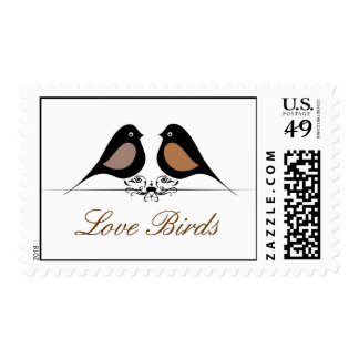 Love Birds Postage