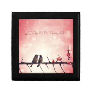 Love birds story gift boxes