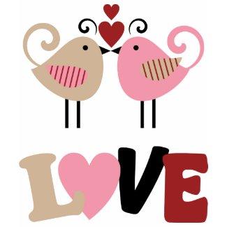 Love Birds shirt