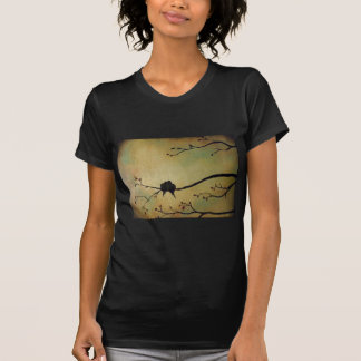 Love birds tee shirts