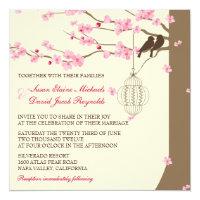 Cherry Blossom Wedding Invitations U0026 Announcements | Zazzle