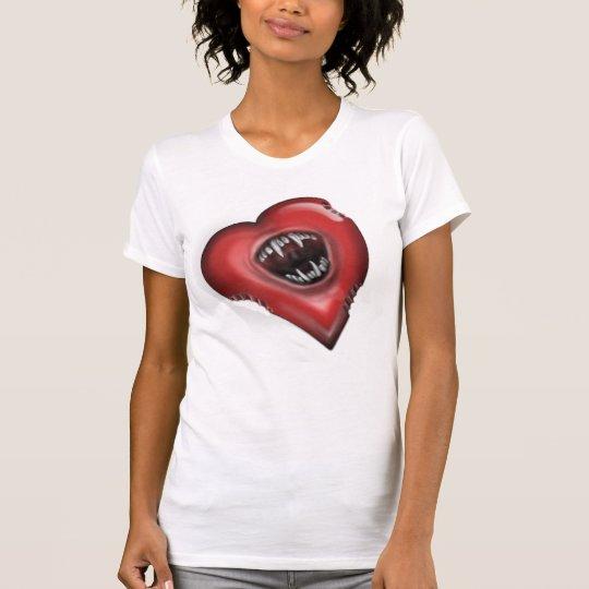 Love Bites back - Customized T-Shirt