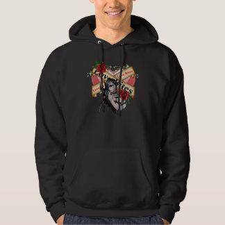 Love Bites - Basic Hooded Sweatshirt