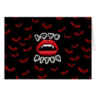 Love Bites Card