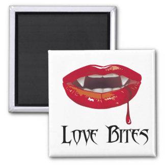Love Bites Magnet