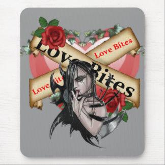 Love Bites - Mousepad
