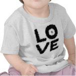 LOVE (Black Edition) Tee Shirt
