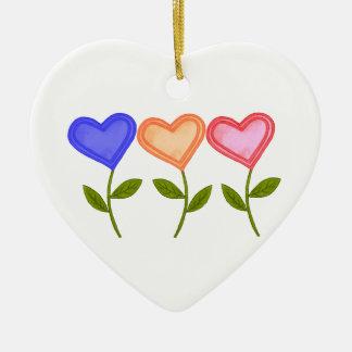 Love Blooms Ornament