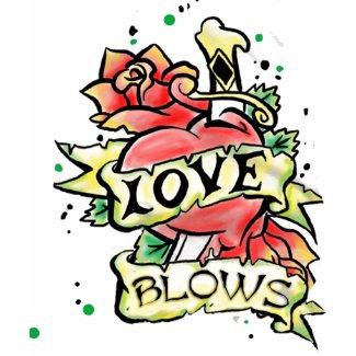 Love Blows! shirt