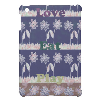 Love Blue Baby Shower colors.png iPad Mini Covers