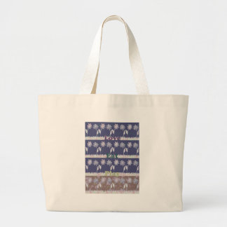 Love Blue Baby Shower colors.png Large Tote Bag