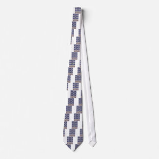 Love Blue Baby Shower colors.png Neck Tie