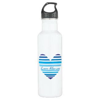 Love Blue Sea Liberty Bottle