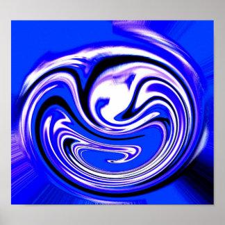 LOVE BLUES PRINT
