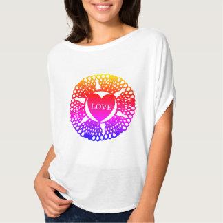 Love Boho Style T-Shirt