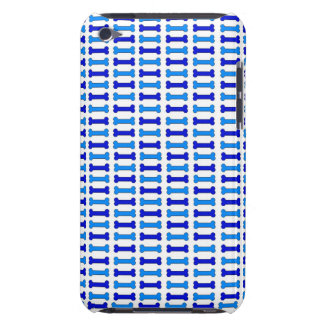 Love Bones Blue Barely There iPod Case