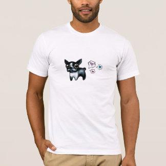 Love Boston Terrier t-shirt