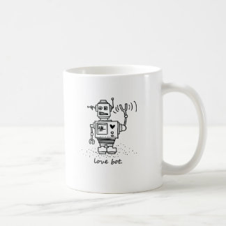 love bot coffee mug