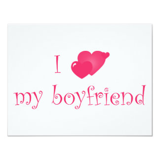 love boyfriend card
