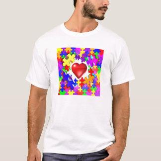 Love Breaks Thru Autism T-Shirt