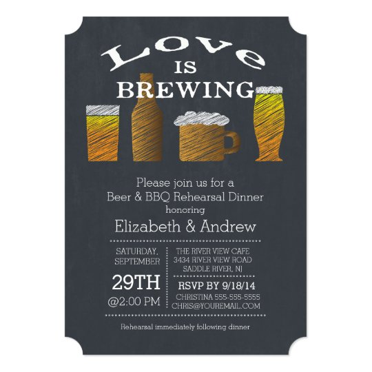 Rehearsal Dinner Invitations  Announcements  Zazzle