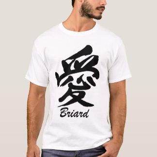 love Briard T-Shirt