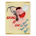 Love...Bring It On!  Poster