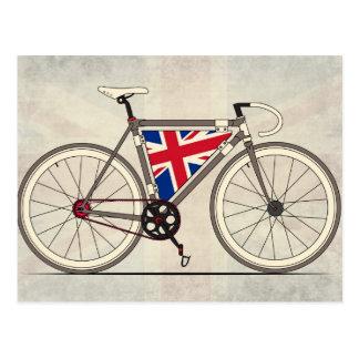 Love Britain, Love Bike Postcard