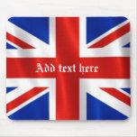 Love_ británico alfombrilla de ratón
