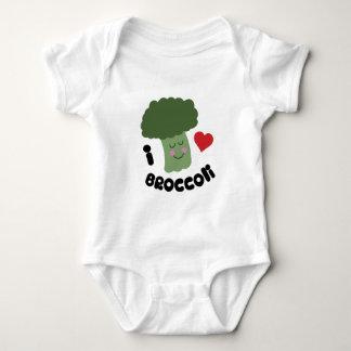 Love Broccoli Baby Bodysuit