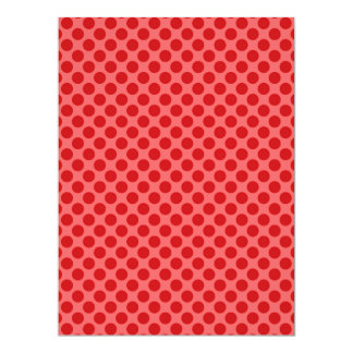 Love brought to the point 6.5x8.75 paper invitation card