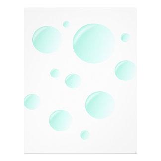 love bubble bubbles flyer