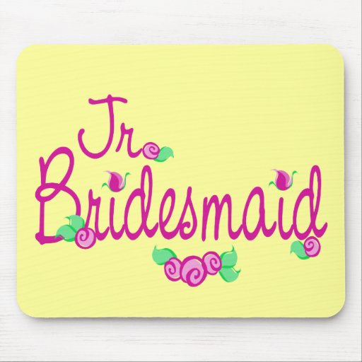 Love Buds/Wedding Mouse Pads