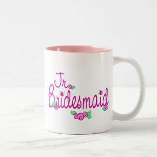 Love Buds/Wedding Two-Tone Coffee Mug