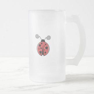 Love Bug Coffee Mugs