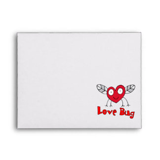Love Bug Envelopes