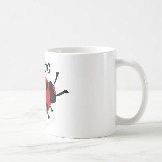 Love Bug Gifts Coffee Mugs