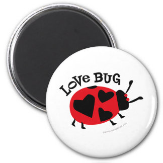 Love Bug Gifts Magnet