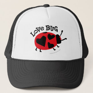 Love Bug Gifts Trucker Hat