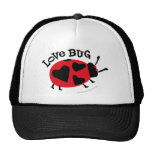 Love Bug Gifts Trucker Hats