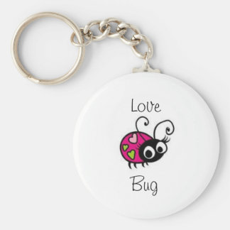 Love Bug Key Chain