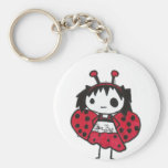 love bug key chains